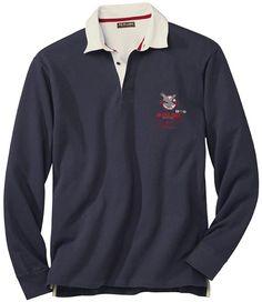 """Poloshirt """"Pemmican"""" in Piqué-Qualität: Es besticht durch seine hochwertige Piqué-Qualität und viele durchdachte Details.  http://www.atlasformen.de/products/neue-kollektionen/im-herzen-der-highlands/poloshirt-pemmican-in-pique-qualitat/44789.aspx"""