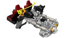 Honda han patentado un nuevo cambio automático de 11 relaciones con tres…