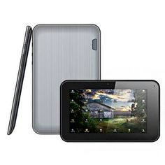 "BRAND NEW iVIEW 7"" ANDROID 4.0 MULTI-TOUCH SCREEN 1.2 GHZ 4GB TABLET PC CAMERA"