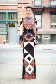 Givenchy Resort 2013. Haute Gypsy Chic.