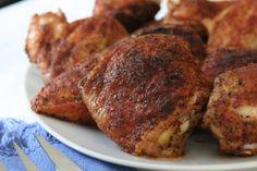 Spice-Rubbed Chicken - Circulon