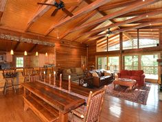 Cabin vacation rental in Cashiers from VRBO.com! #vacation #rental #travel #vrbo