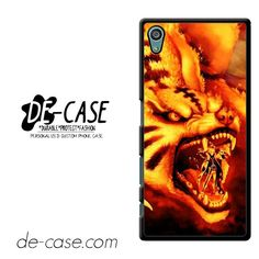 Kurama Nine Tailed Fox Naruto DEAL-6244 Sony Phonecase Cover For Xperia Z5