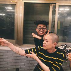HYUKOH Hyun Jae, New Hope Club, Korean Bands, Moon Art, Interesting Faces, K Idols, Mixtape, Rapper, Fangirl