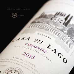 Wine Bottle Labels, Wine Label, Branding, Ink Illustrations, Label Design, Cl, Red Wine, Liquor, Alcoholic Drinks