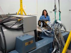 Puerto Rican electronics engineer and scientist, Amri Hernández-Pellerano, designed the power systems electronics for the Wilkinson Microwave Anisotropy Probe (WMAP) mission. WMAP is a NASA Explorer mission spacecraft which measures the temperature of the cosmic background radiation over the full sky with unprecedented accuracy.    Pa'lante to our Latinos/Latinas in the STEM field!