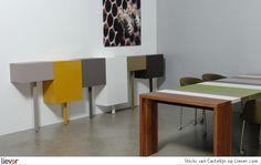 Sticks - Castelijn - design Gerard de Hoop - kasten - dressoirs - eettafels