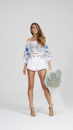 In Many Ways Playsuit - alice McCALL