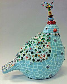 Major Mosaics, by Suzan Germond