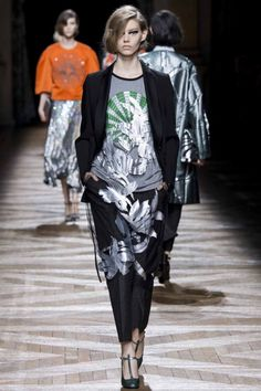 Dries Van Noten ready-to-wear autumn/winter '14/'15