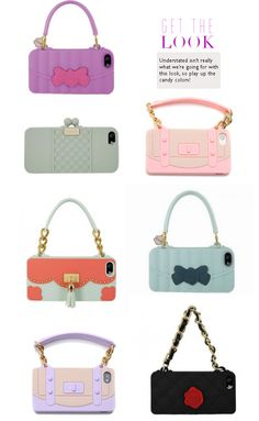 Adorable iPhone cases!! ~FUJI FILES: street style