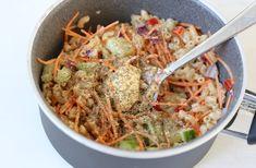 Macaroni salade - Lekker en Simpel Macaroni, Japchae, Barbecue, Ethnic Recipes, Food, Spreads, Dressings, Recipes, Salads