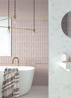 Pink back to marble hex or similar #BathroomToilets