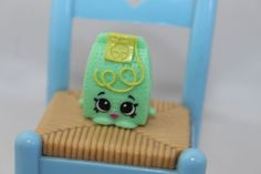 Shopkins Season 6 Chef Club 6-010 HERB L. TEABAG NEW Combine Ship 4 U #Moose