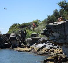 Best spot for cliff jumping  #cliffjumping #sydney #sharkbay #cliff #friends #australia #life #backpacking #newsouthwales #melbourne #adelaide #brisbane #perth #cairns #uluru #greatbarrierreef #backpacker #workandtravel #vacation #journey #travel by chiarahennig http://ift.tt/1UokkV2