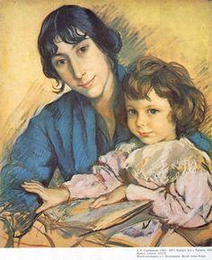 Zinaida Serebriakova: Other Portraits | Art of the Russias