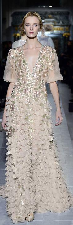 #Valentino Haute Couture Spring 2013