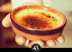 Learn how to make Crema Catalana, an impressive dinner party dessert that, with a little added Licor is sure to tantalise your friends' taste buds. Dinner Party Desserts, Brulee Recipe, Carrot Cake Cookies, Pie Dessert, Sweet Recipes, Bar Recipes, Recipies, 4 Ingredients, Recipes