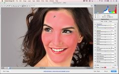 20 Smooth skin For soft, silky skin in seconds, grab the Adjustment Brush, click the minus icon next to the Clarity slider on the right to dial in negative Clarity to about -50, then paint over the skin, being careful not to go over areas of detail like the eyes and lips.