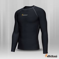 Ideal as a base layer or for training, Didoo Shirts are a tight fit compression garment. Profile Design, Keep Your Cool, Shirt Sleeves, Wetsuit, Tights, Training, Base, Zero, Fitness