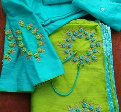 hand embroidery  suits