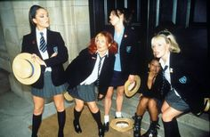 spice girls, still obsessed with them.