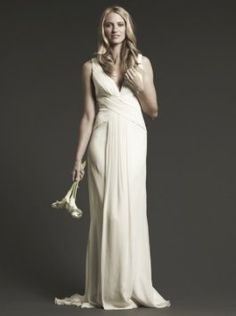 Nicole Miller Gk0007 Spring 2012 Wedding Dress $615