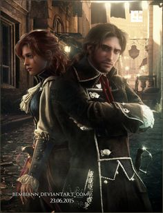 Assassin`s Creed Unity. Commission by Bembiann on DeviantArt Assassin`s Creed Unity. Commission by Bembiann. Assassian Creed, All Assassin's Creed, Assassins Creed Series, Assassins Creed Unity, Arno Victor Dorian, Paris France, Assassin's Creed Hidden Blade, Assassin's Creed Black, Cry Of Fear