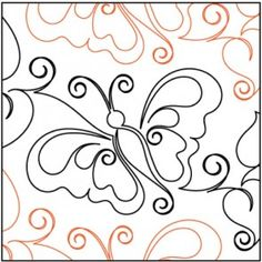 Butterfly Bliss - Pantograph