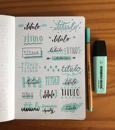 Letra para titulos Woman Knitwear and Sweaters kohls womans sweaters Bullet Journal Inspo, Bullet Journal Headers, Bullet Journal Banner, Bullet Journal Aesthetic, Bullet Journal Notebook, Bullet Journal 2019, Bullet Journal Ideas Pages, Bullet Journal Title Fonts, Lettering Tutorial