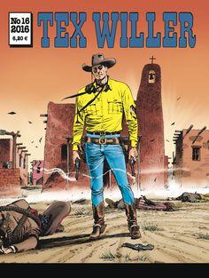 Vuoden viimeinen Tex nyt lehtipisteissä! #TexWiller #sarjisparhaus