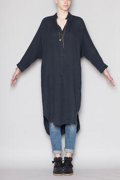 raquel allegra - poet cotton dress