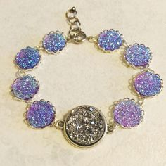 I just listed Purple & Blue, Plati… ($6) on Mercari! Come check it out! http://item.mercariapp.com/gl/m397667750