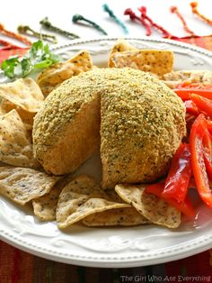 This Mexican Cheese Ball is an easy creamy Mexican flavored ball that can be eaten with chips or sliced veggies. If you're looking for a holiday appetizer this is one you can make ahead of time and you can serve it with green and red bell peppers for holiday flare. The holidays are here and …