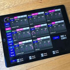 "Control Novation Circuit from iOS This is the MIDISynth Circuit iOS app beta running on a 12.9"" iPad Pro. Just add Apple Connection Kit and you can use your iOS device to control Circuit - editing synth and drum parameters, managing presets, and also with some unique performance controls so the iPad can be used in real time as an expanded control surface. Coming very soon to the App Store!  #abletonlive #ableton #abletonlive9 #abletonpush #abletonlivetutorials #learnlive #livepacks #control…"
