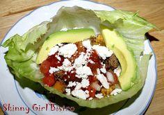 Iceberg is Ideal for Salads | Skinny Girl Bistro