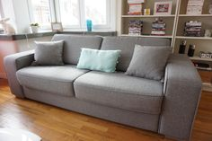 FLY, Linkup luxury sofa-bed, 500€ (original price 1377€). See fly.fr