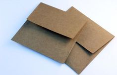 Envelope 10 x 10 Kraft | Confeitaria de Convites