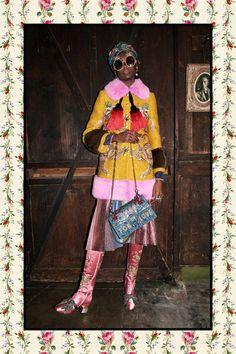 Défilé Gucci Pré-collections automne-hiver 2017-2018 72