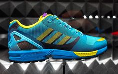 adidas ZX FLUX: Designer Chat, Berlin Debut  Detailed Pictures