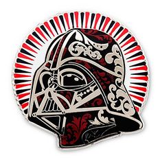 Star Wars Darth Vader Pin Out Now