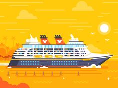 Disney World / Cruise Adventures by Dmitry Stolz