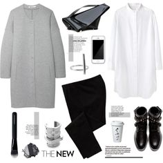 Minimal style., created by yexyka on Polyvore