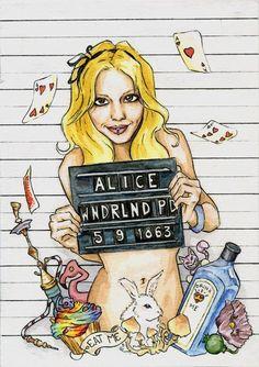 naughty, naughty Alice