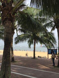 Zhanjiang beach- so many fond memories here.