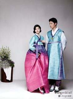 Korean traditional wedding garb--- for my brother one day hahaha