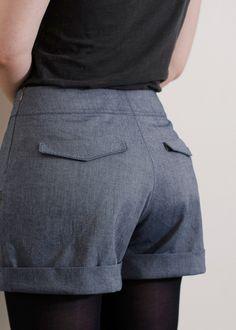 Chataigne shorts