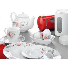 Kütahya Porselen 5527 Yasemin 38 Parça Kahvaltı Takımı :: www.evimdemarket.net