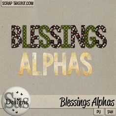 Blessings Alpha