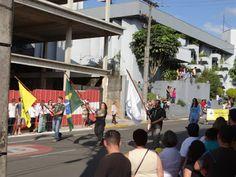 Distrito Escoteiro Meio Oeste SC: Desfile 98 Anos de Porto União
